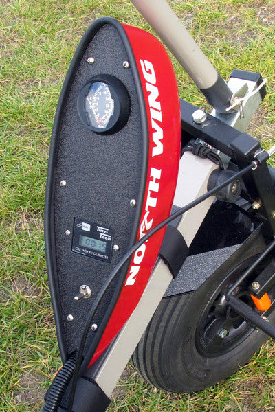 Instrument Pod for ATF Soaring Trike