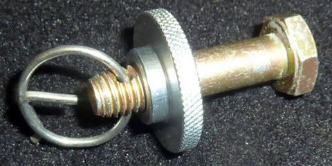 Speed Nuts for Control Bar Basetube (one nut)