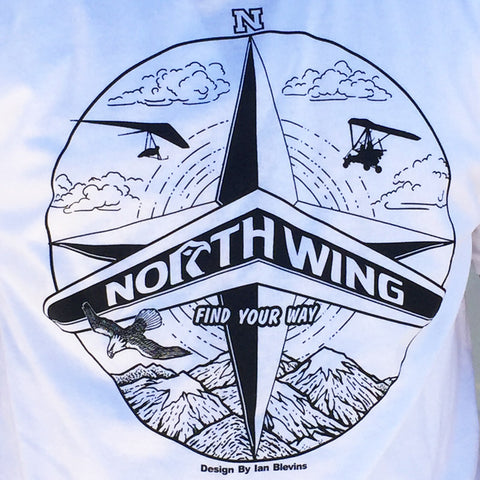 "North Wing ""Find Your Way"" T-Shirt"
