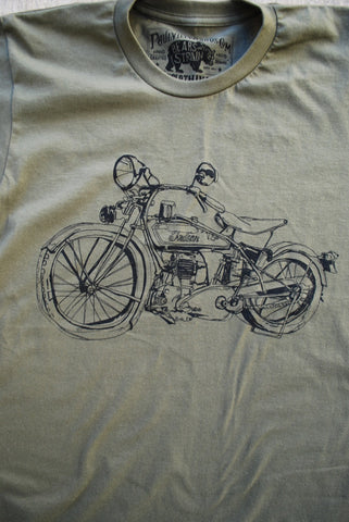 1929 Indian Motorcycle Army - Paulville Goods  - 2