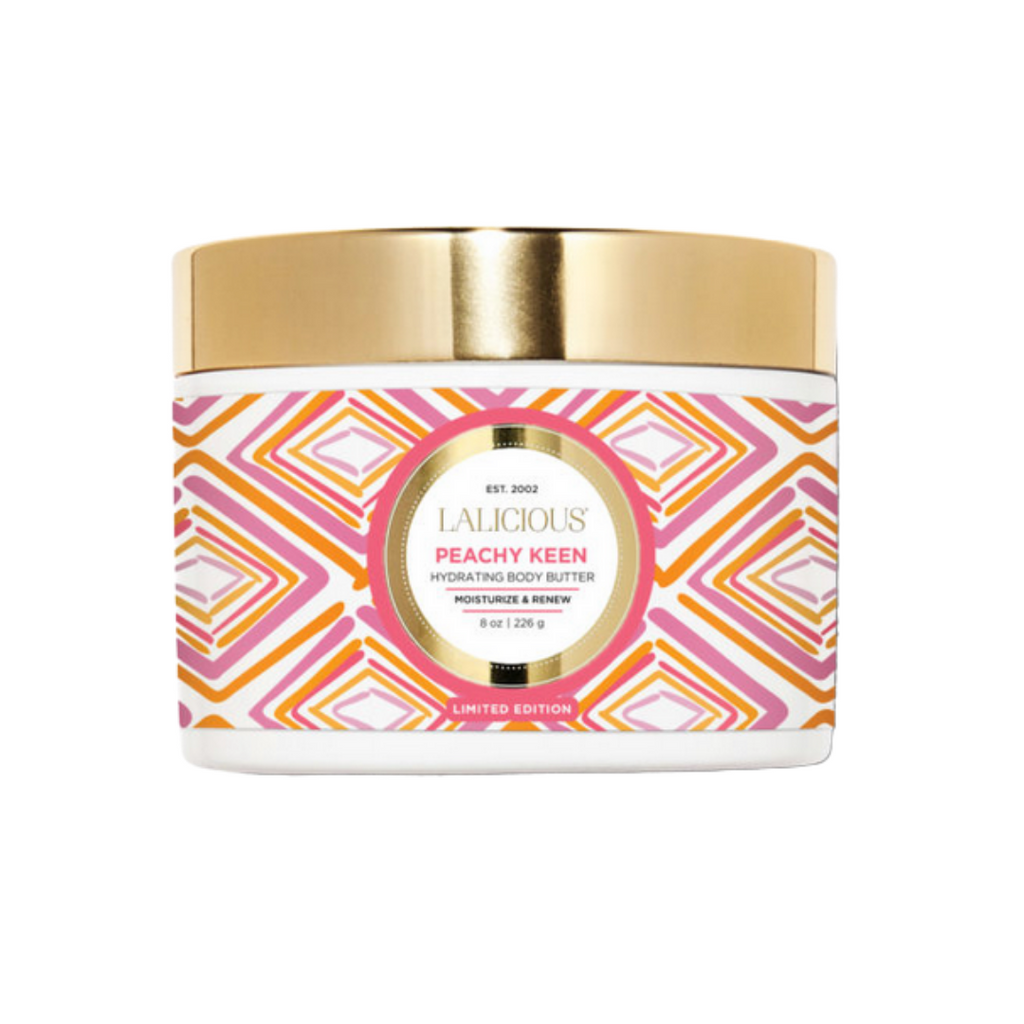 Lalicious Peachy Keen Body Butter