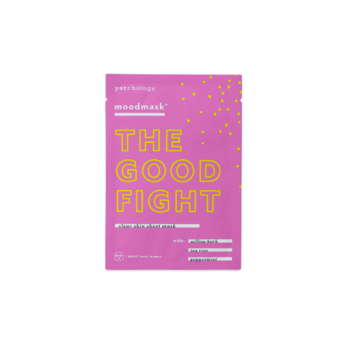Patchology moodmask™ The Good Fight Sheet Mask
