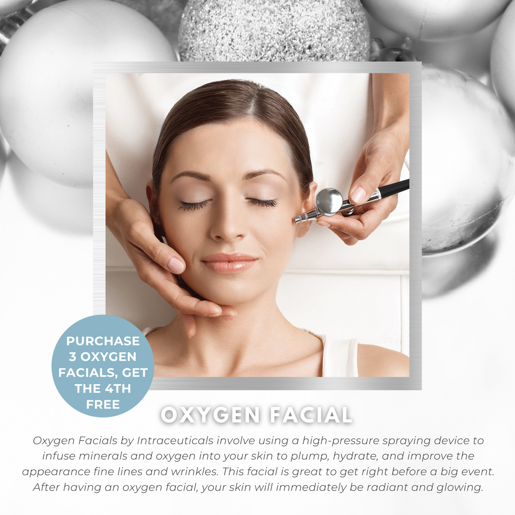 Wish Book ~ Oxygen Facial