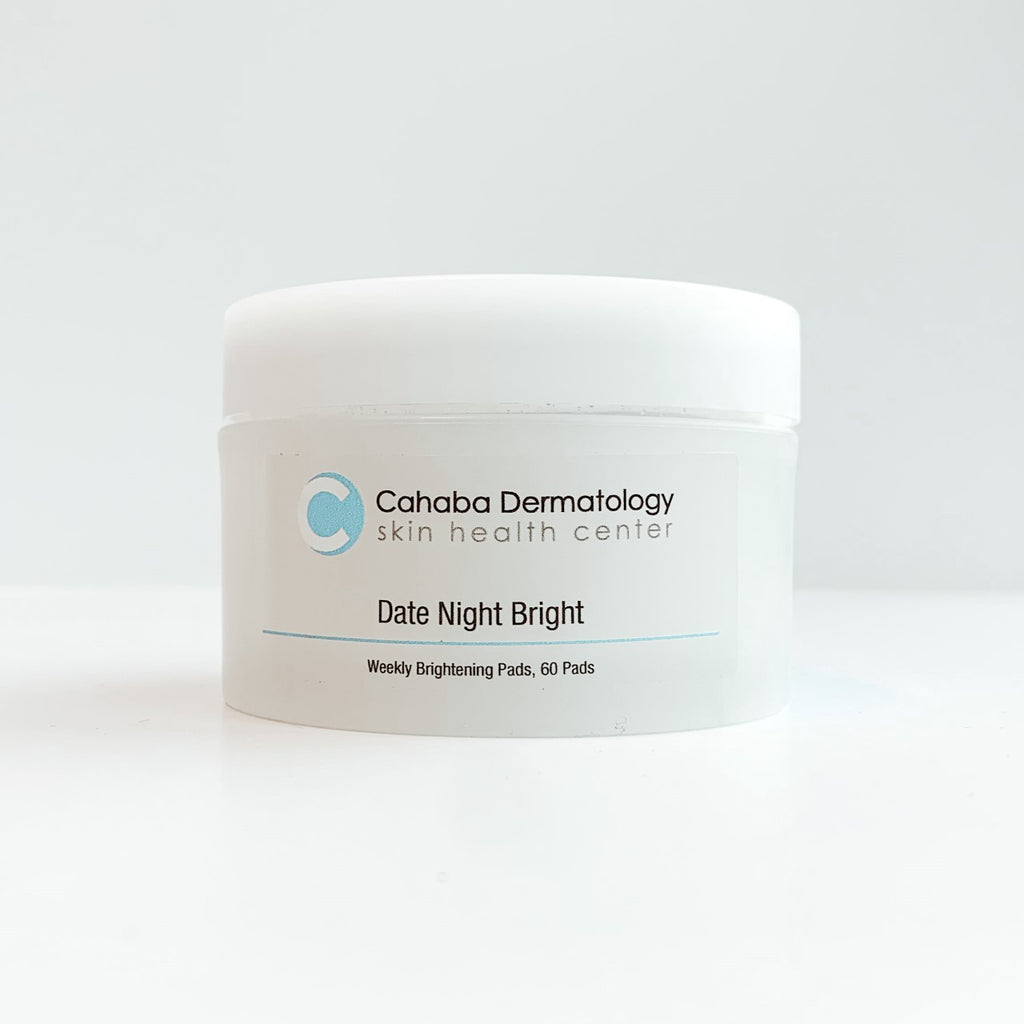 Cahaba Dermatology Date Night Bright Pads