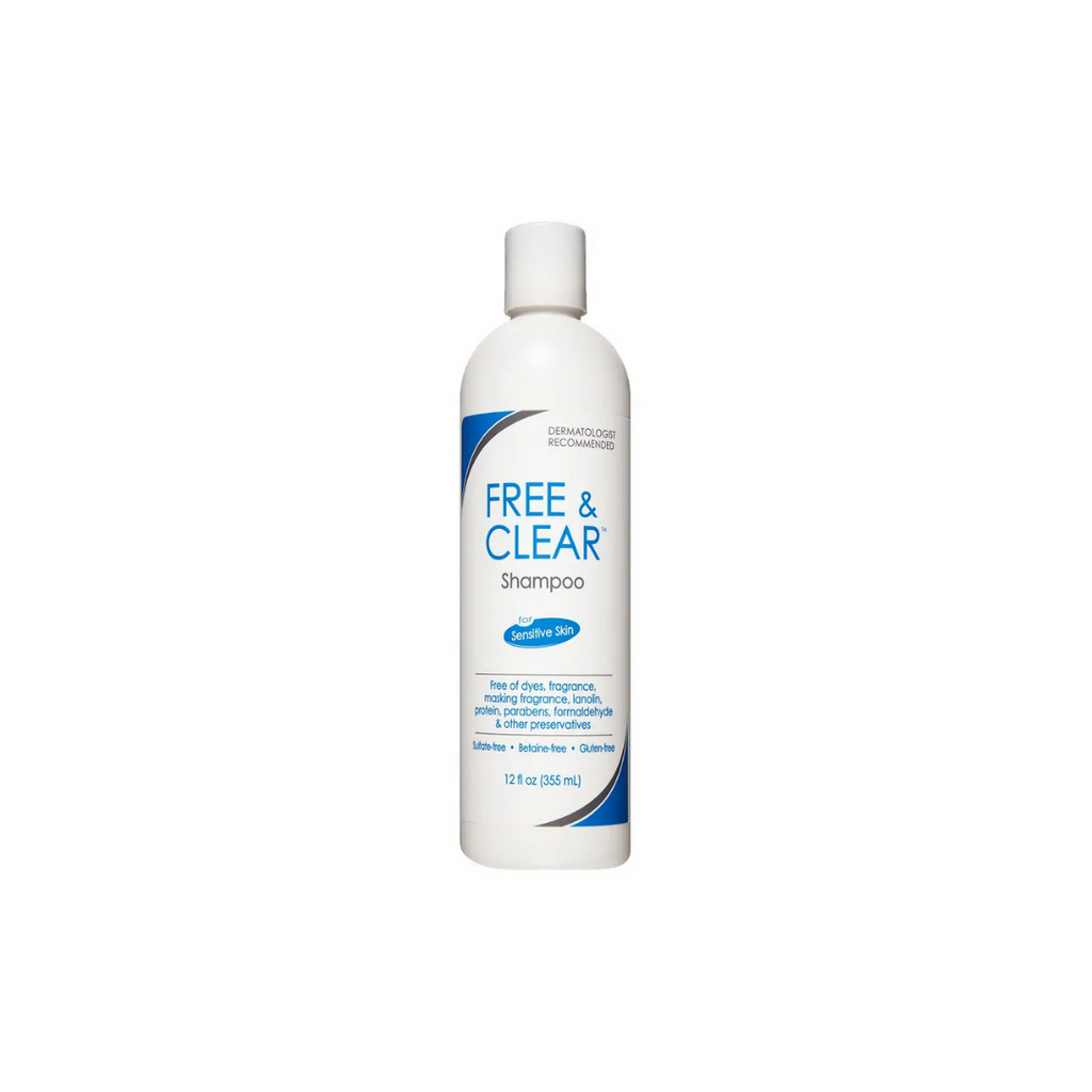 Vanicream Free & Clear Shampoo