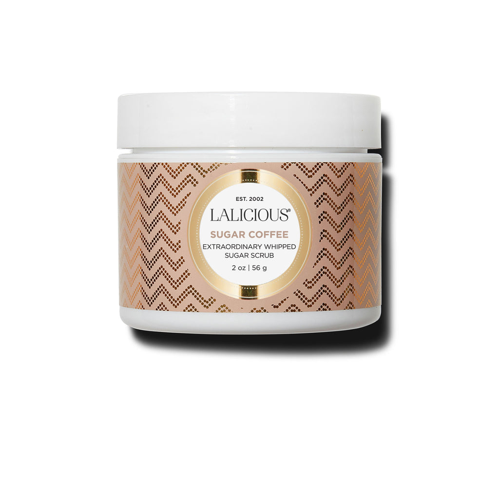 Lalicious Sugar Coffee Sugar Scrub