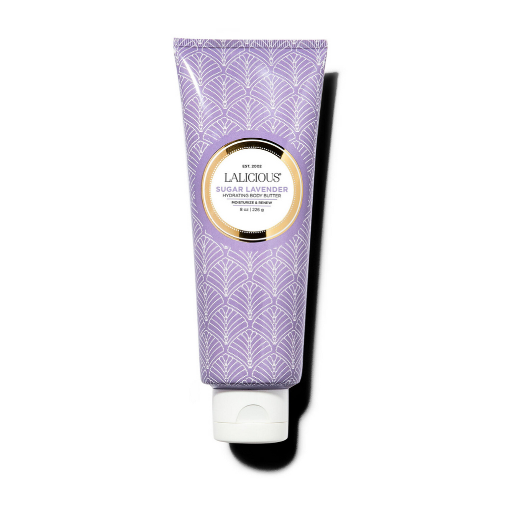 Lalicious Sugar Lavender Body Butter