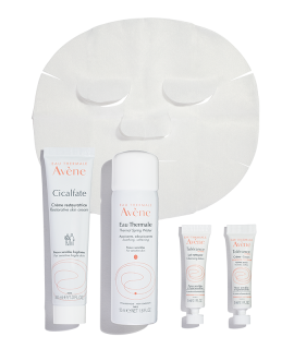 Avène SOS Post-Procedure Recovery Kit