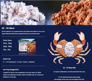 50/50 Crabmeat - S&J Fisheries