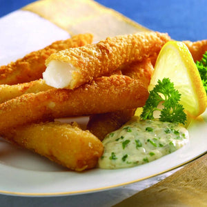 Breaded Plaice Goujons - S&J Fisheries