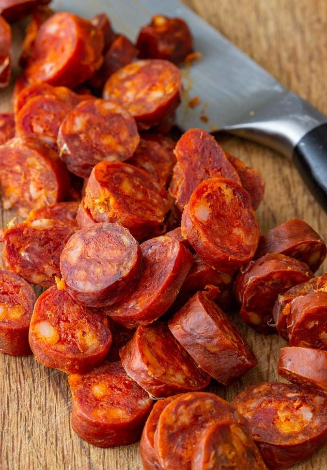 Chorizo Picante (Mini) - S&J Fisheries
