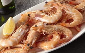 Cooked Crevettes - S&J Fisheries