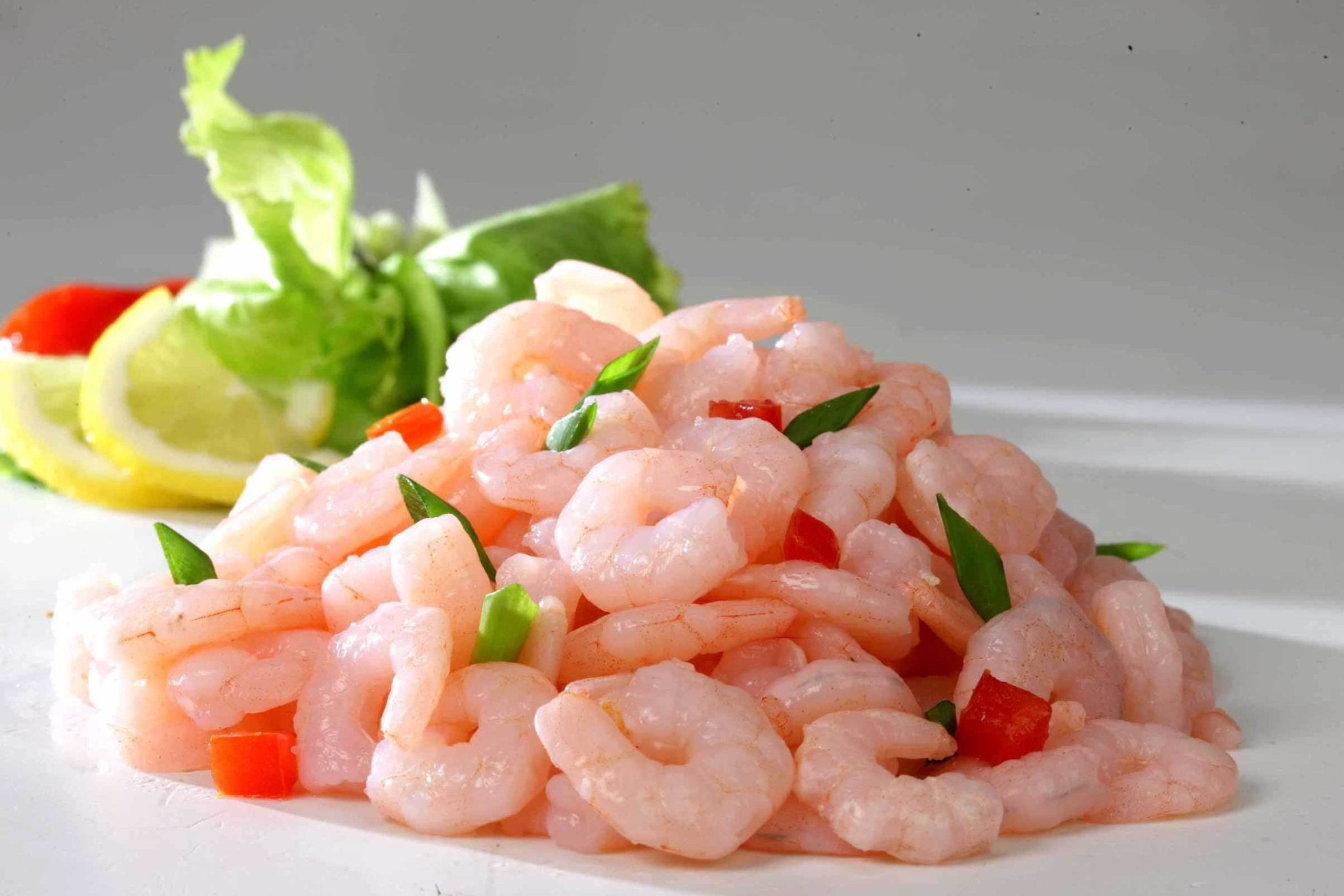 Cooked & Peeled Atlantic Prawns - S&J Fisheries