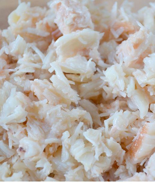 Devon White Crab Meat - S&J Fisheries