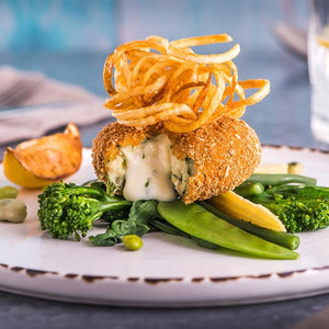 Florentine Fishcakes - S&J Fisheries