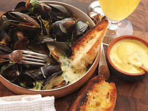 Fresh River Exe Mussels - S&J Fisheries