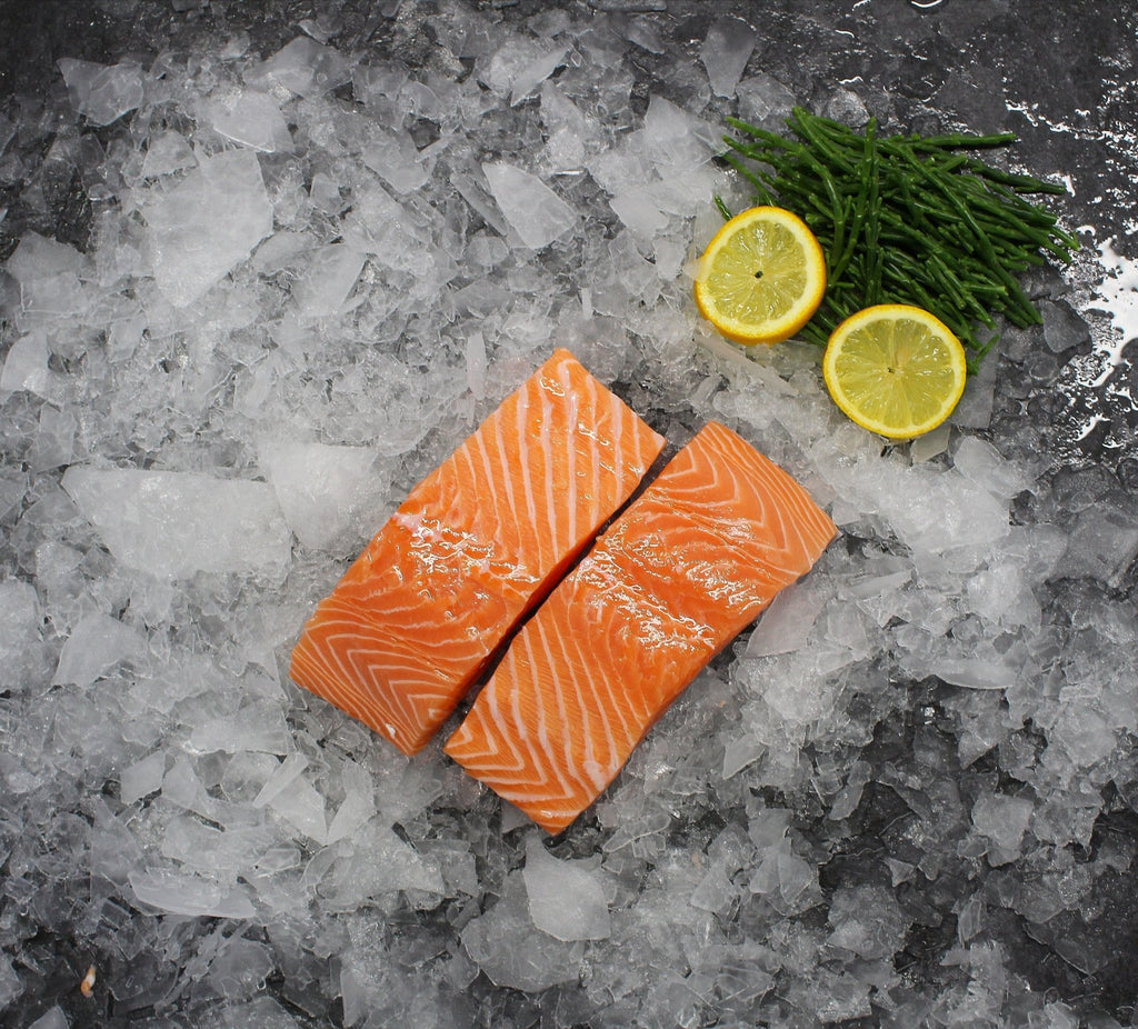 Fresh Salmon - S&J Fisheries