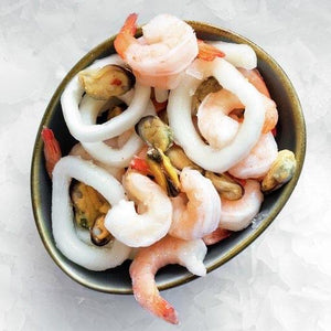 Frozen Luxury Seafood Mix - S&J Fisheries