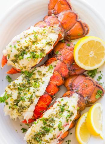 Frozen Raw Lobster Tails - S&J Fisheries