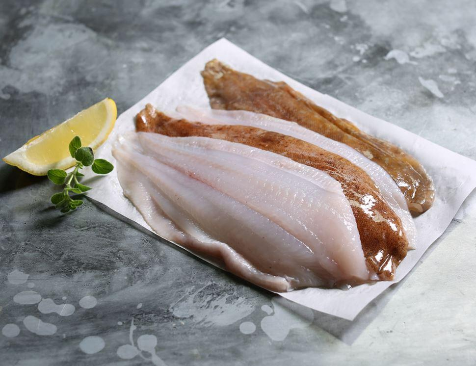 Lemon Sole (1no) - S&J Fisheries