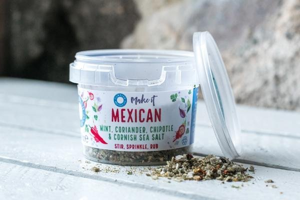 Mexican Salt - S&J Fisheries