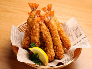 Panko Coated Prawns - S&J Fisheries