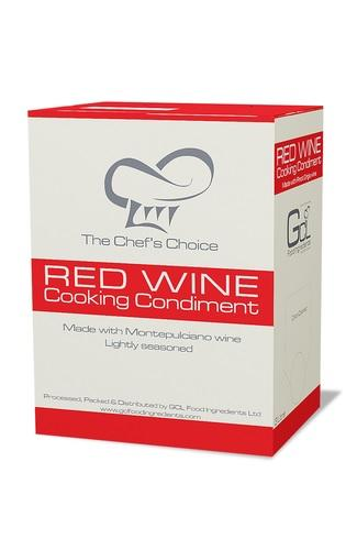 Red Cooking Wine - S&J Fisheries