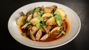River Exe Wild Surf Clams - S&J Fisheries