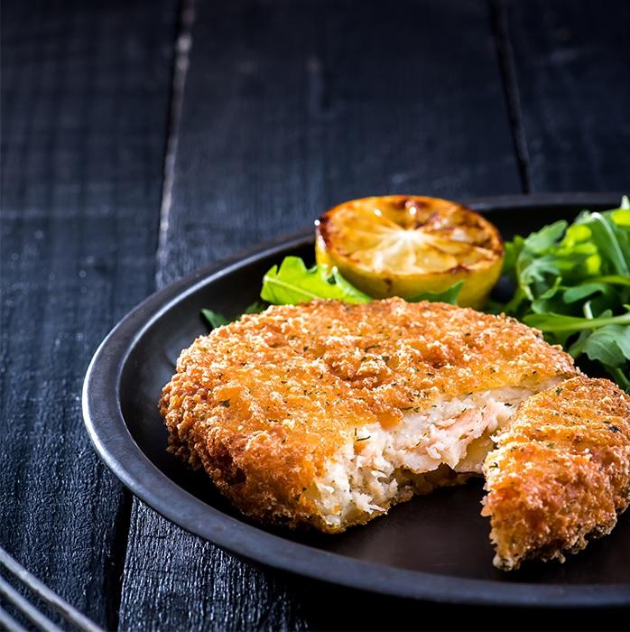 Salmon & Dill Fishcakes - S&J Fisheries
