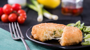 Smoked Haddock & Mozzarella Fishcakes - S&J Fisheries