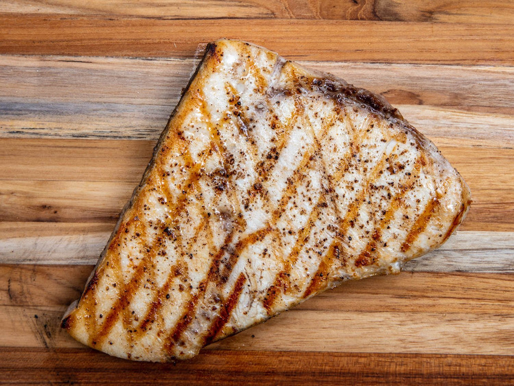 Swordfish Steak - S&J Fisheries