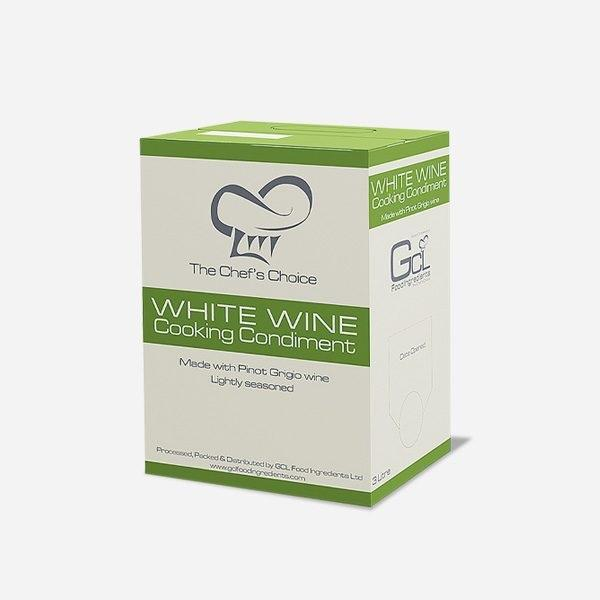 White Cooking Wine - S&J Fisheries