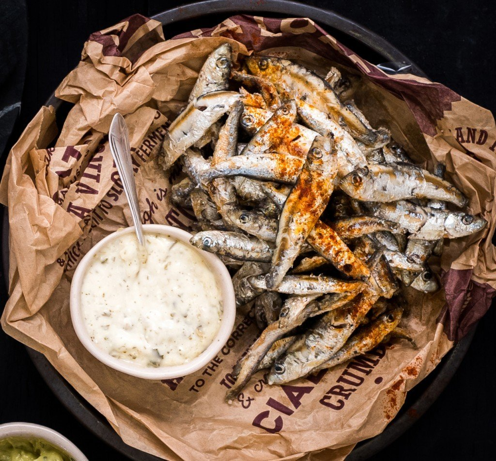 Whitebait - S&J Fisheries