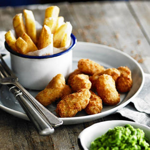 Wholetail Breaded Scampi - S&J Fisheries