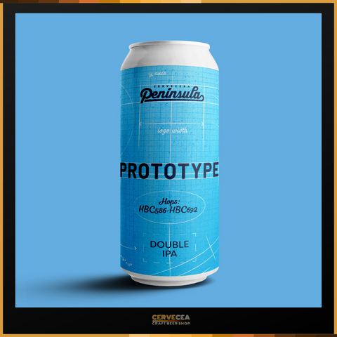 PROTOTYPE I - DOUBLE NEIPA - LATA 440ml