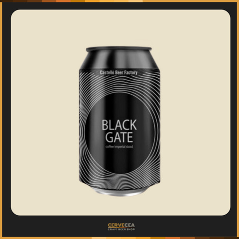 Black Gate - Castelló Beer Factory