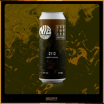 NIB + GREYHOUND - 2112 -  HOPPY SAISON