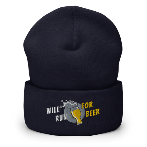 Gorro Will Run For Beer