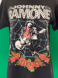 Vintage Ramones Tee-shirt adorned by Jen Wonders