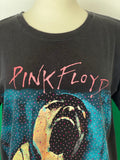 Vintage Pink Floyd Tee-shirt adorned by Jen Wonders