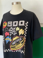 Vintage Racing Tee-shirt adorned by Jen Wonders