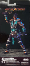 Load image into Gallery viewer, Mortal Kombat Sub-Zero Action Figure