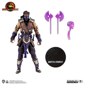 Mortal Kombat Sub-Zero Action Figure