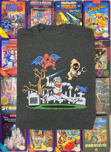 Ghosts 'n Goblins (Level One) T-Shirt