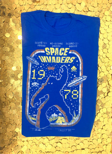 Space Invaders (Arcade Art) 1978 T-Shirt