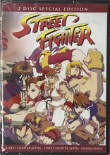 Load image into Gallery viewer, Street Fighter Alpha/Street Fighter Alpha: Generations