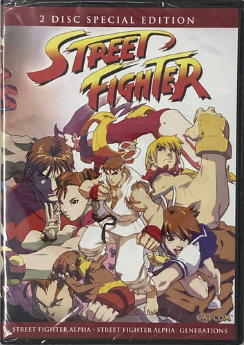 Street Fighter Alpha/Street Fighter Alpha: Generations