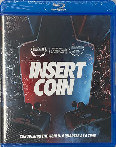 Insert Coin (Midway Documentary Bluray)