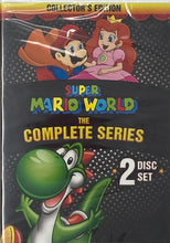 Load image into Gallery viewer, Super Mario World: The Complete Series