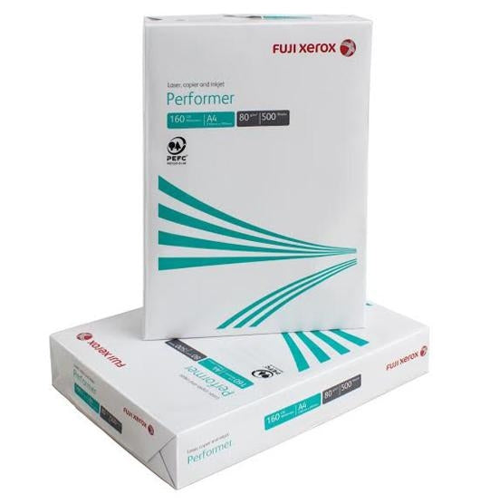 Fuji Xerox A4 Paper Box - 5 Reams per box